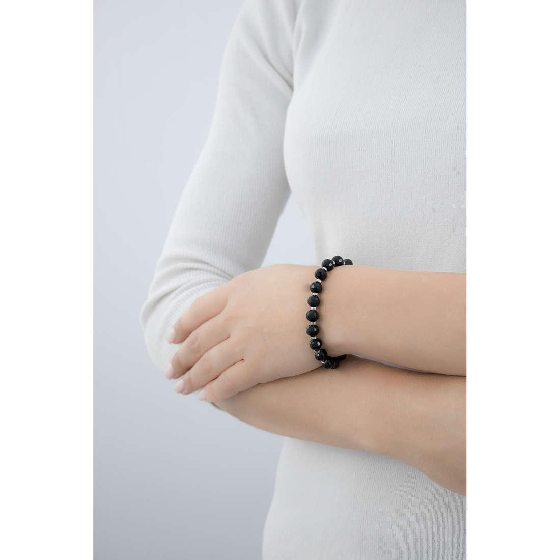 Sagapò bracelets HAPPY woman SHAC3 indosso