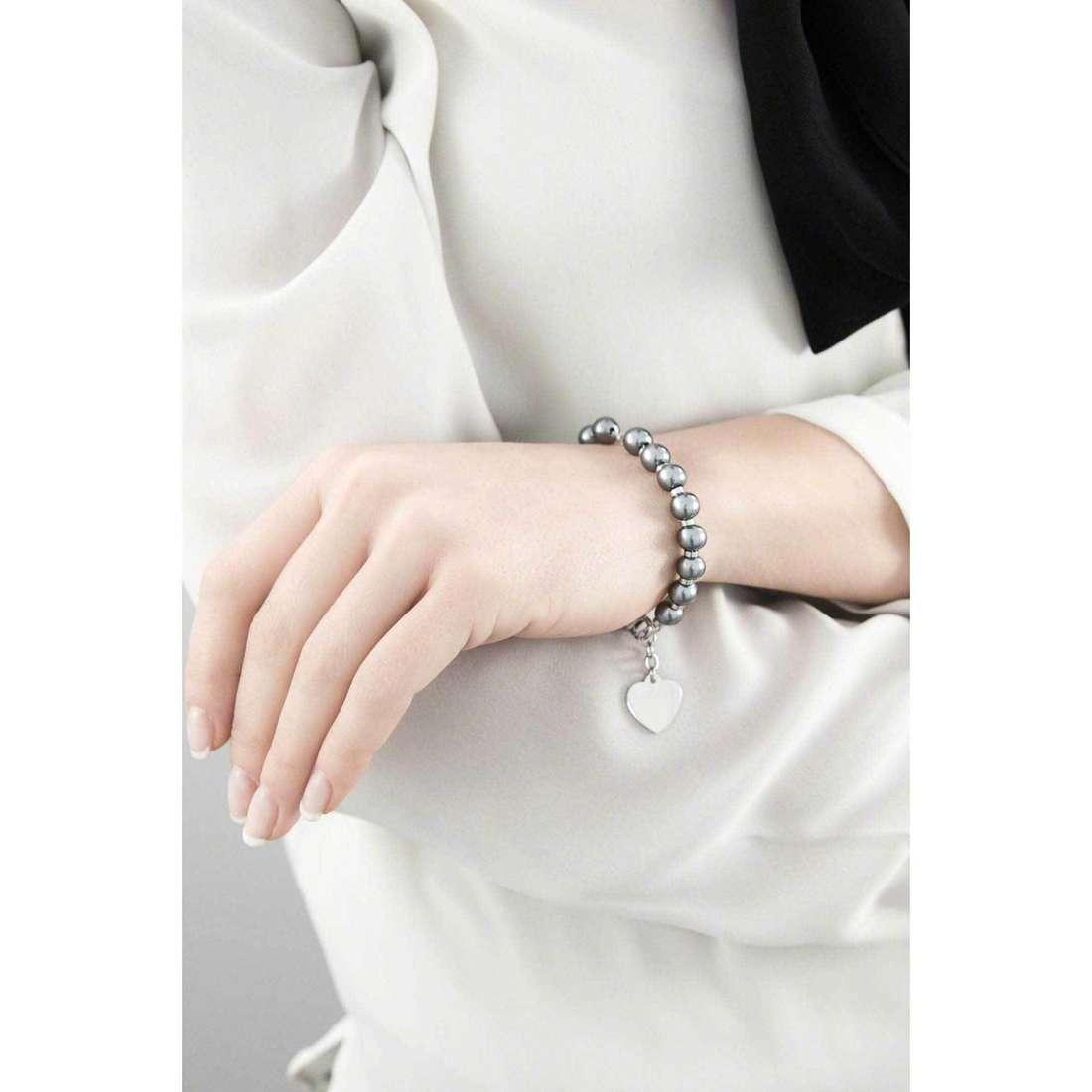 Sagapò bracelets HAPPY woman SHAC5 indosso