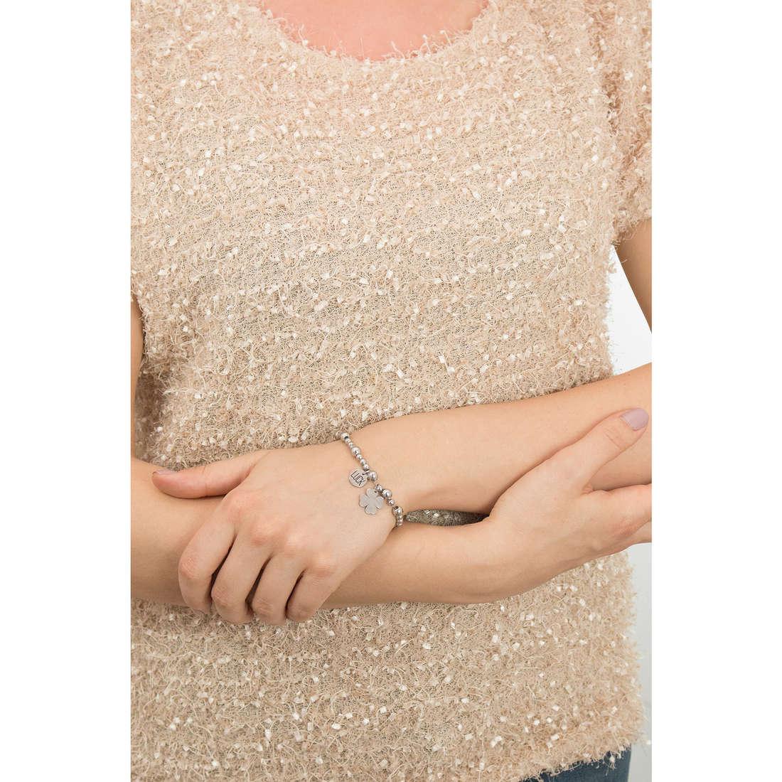 Sagapò bracelets HAPPY woman SHAF05 indosso