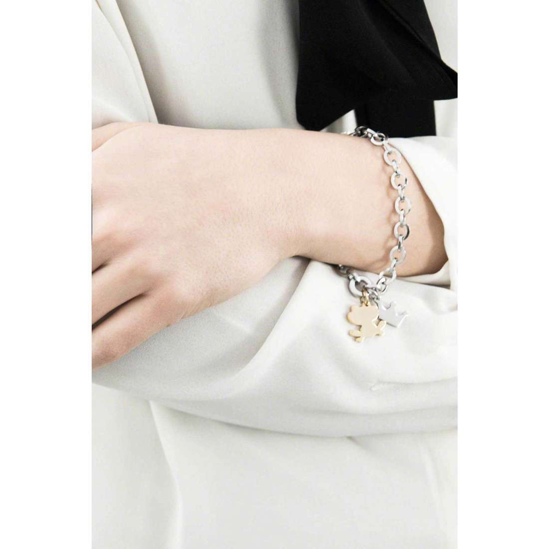 Sagapò bracelets Honey woman SHN11 indosso