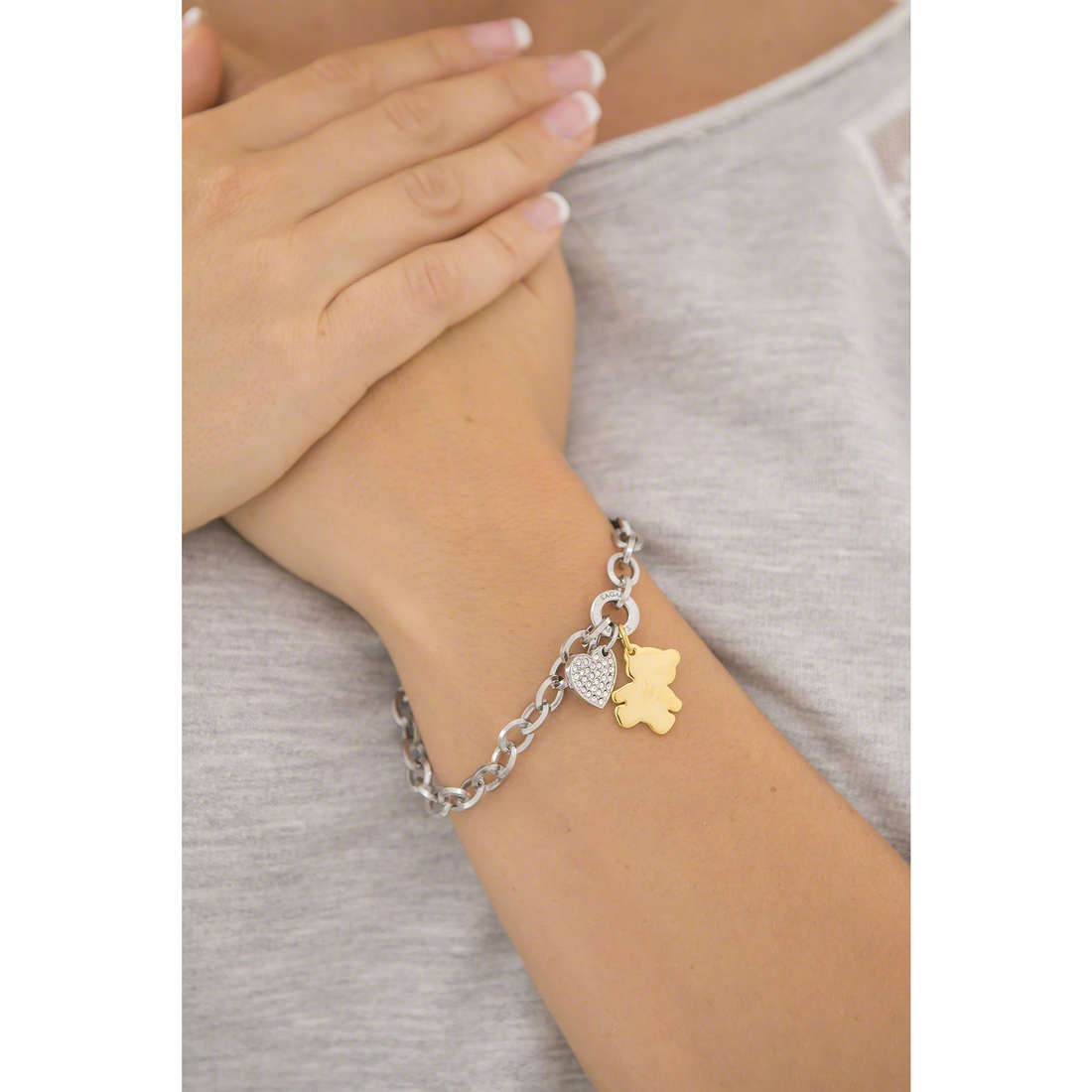 Sagapò bracelets Honey woman SHN13 indosso