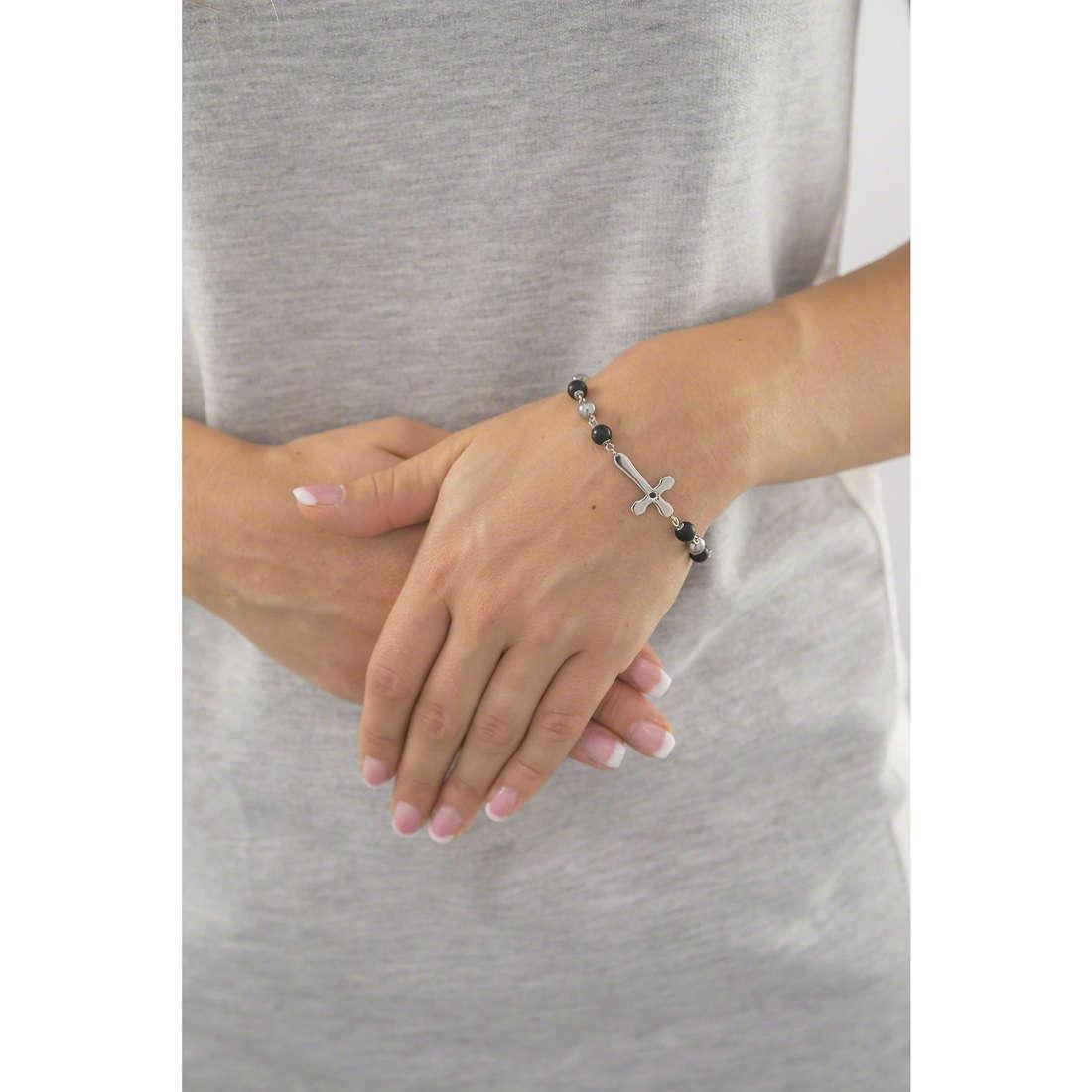 Sagapò bracelets Prophecy woman SPR11 indosso