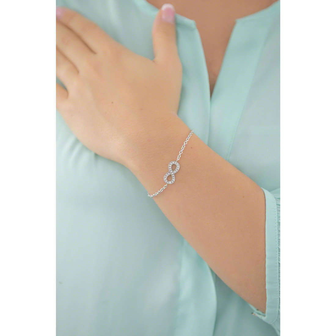 Sector bracelets Family & Friends woman SACG26 indosso