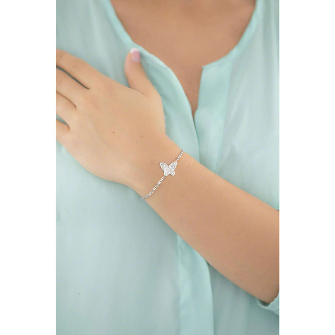 Sector bracelets Family & Friends woman SACG32 indosso