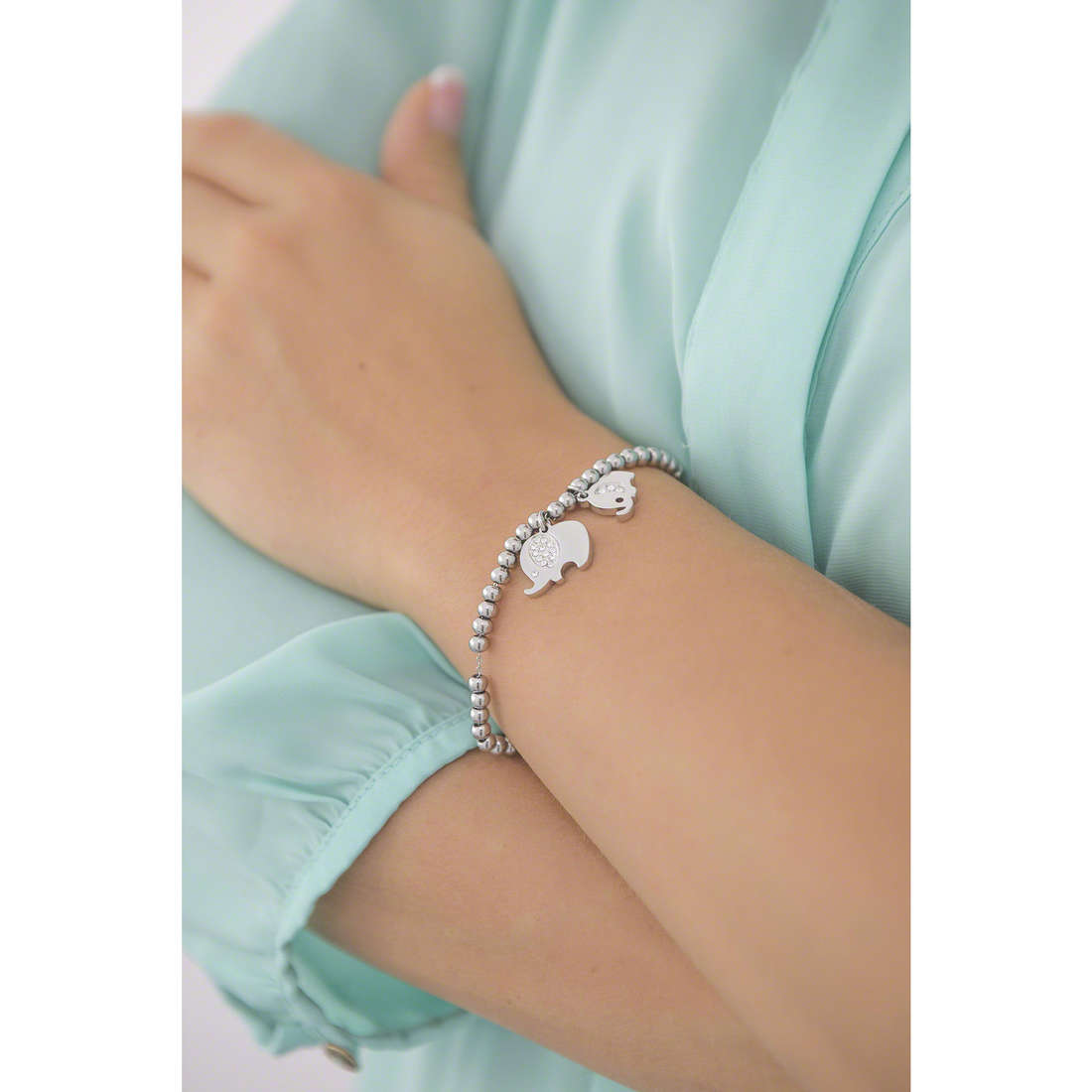 Sector bracelets Family & Friends woman SACG39 indosso