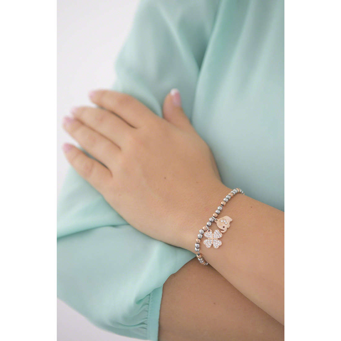 Sector bracelets Family & Friends woman SACG41 indosso