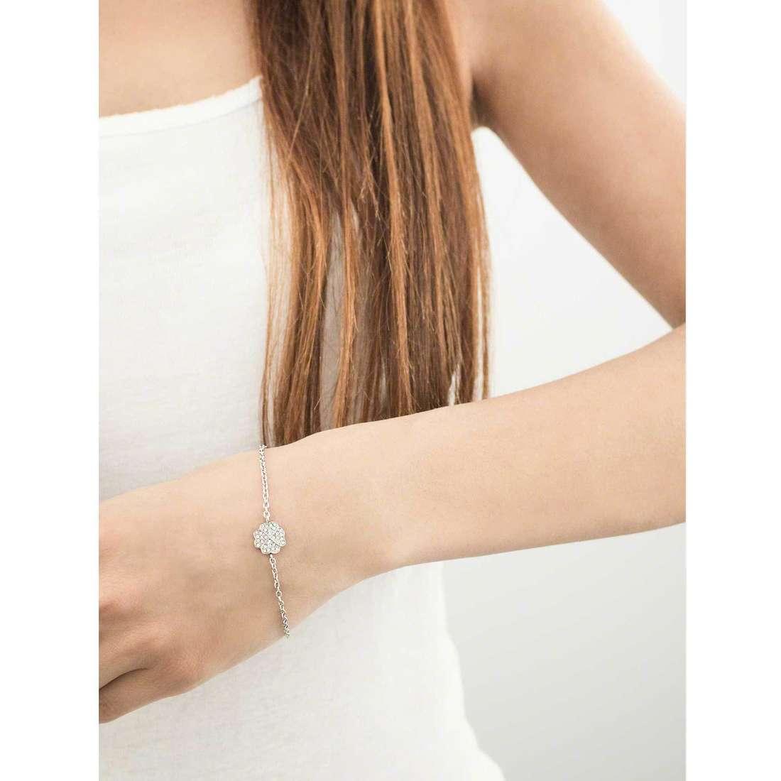 Sector bracelets Nature & Love woman SAGI05 indosso