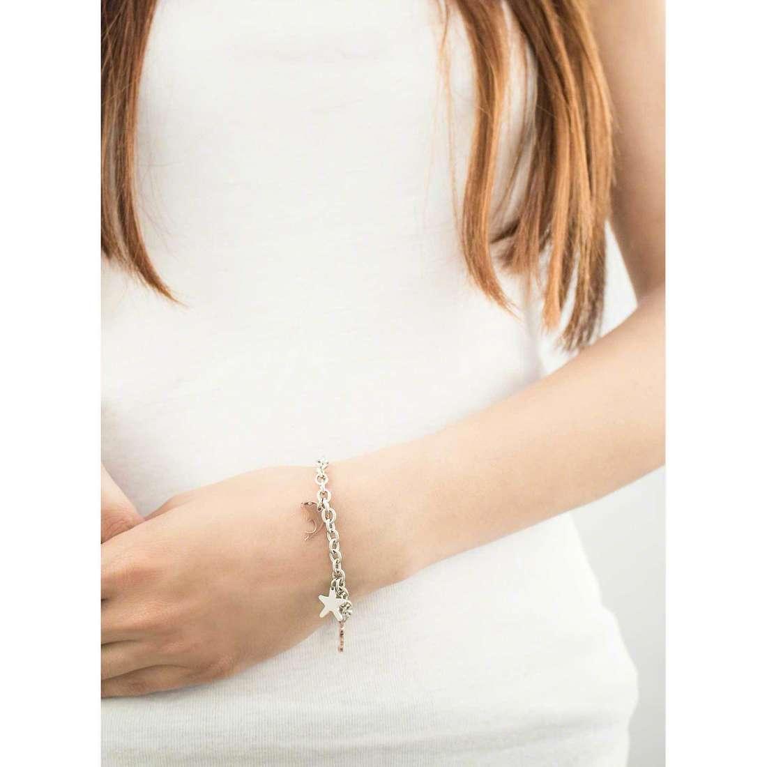 Sector bracelets Nature & Love woman SAGI06 indosso