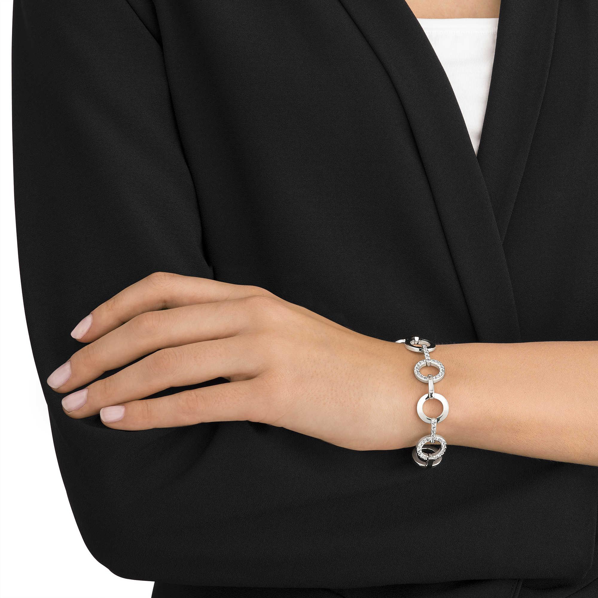 ee0d31b5c bracelet woman jewellery Swarovski Circle 678223 bracelets Swarovski