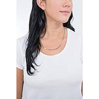 collana donna gioielli Amen Rosari CRORP3