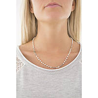 collana donna gioielli Amen Rosario CROBBZ-M3