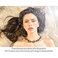 collana donna gioielli Batucada Waves BTC16-09-01-03BI