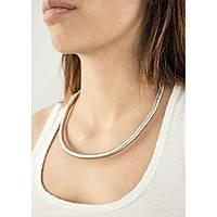 collana donna gioielli Breil Snake TJ1283