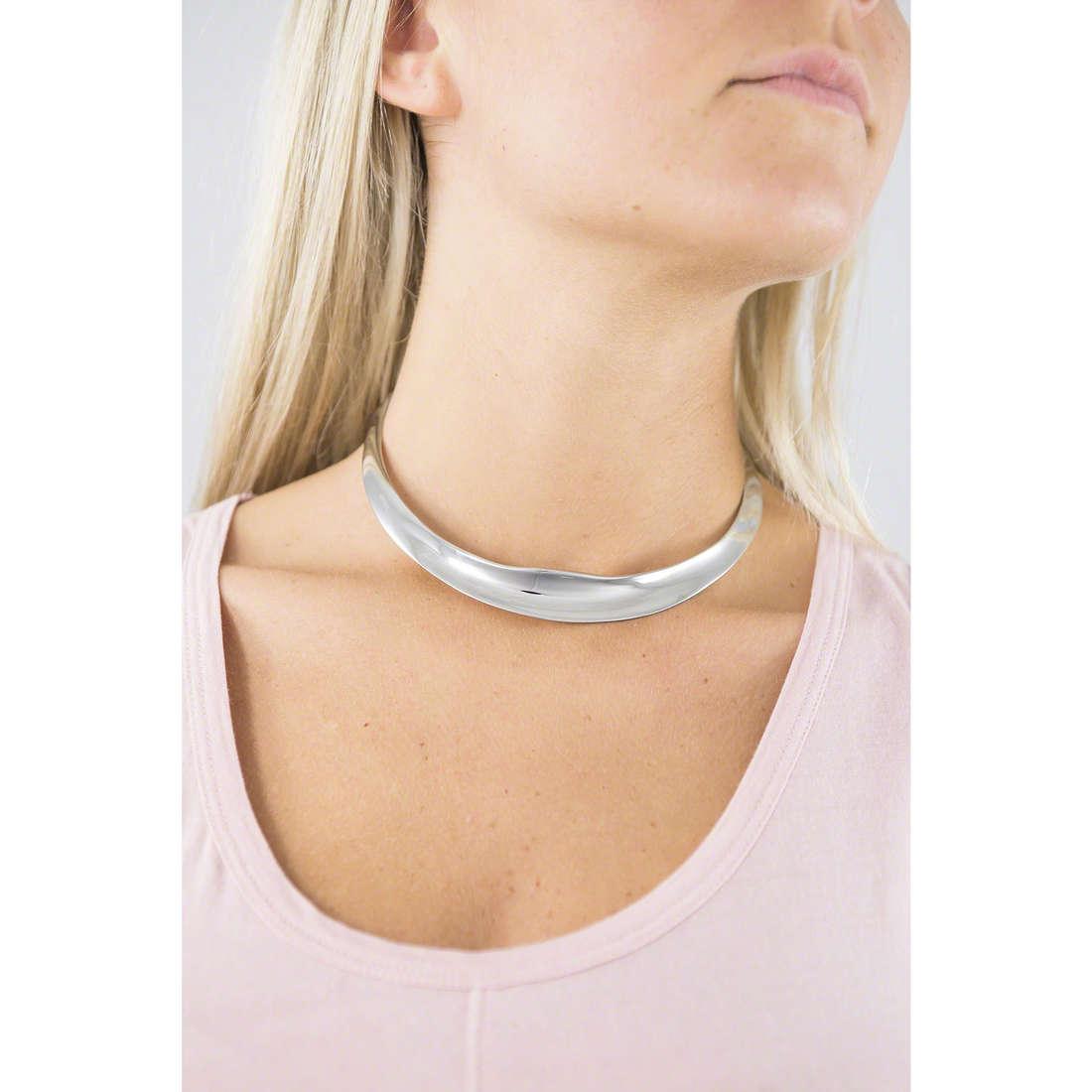 Breil collane donna TJ1875 indosso