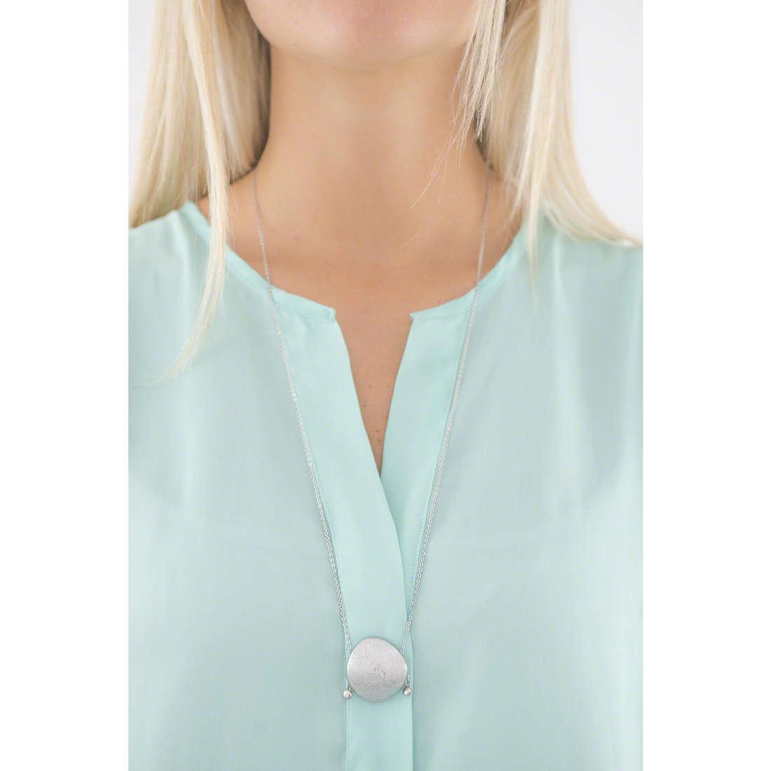 Breil collane Universo donna TJ1913 indosso