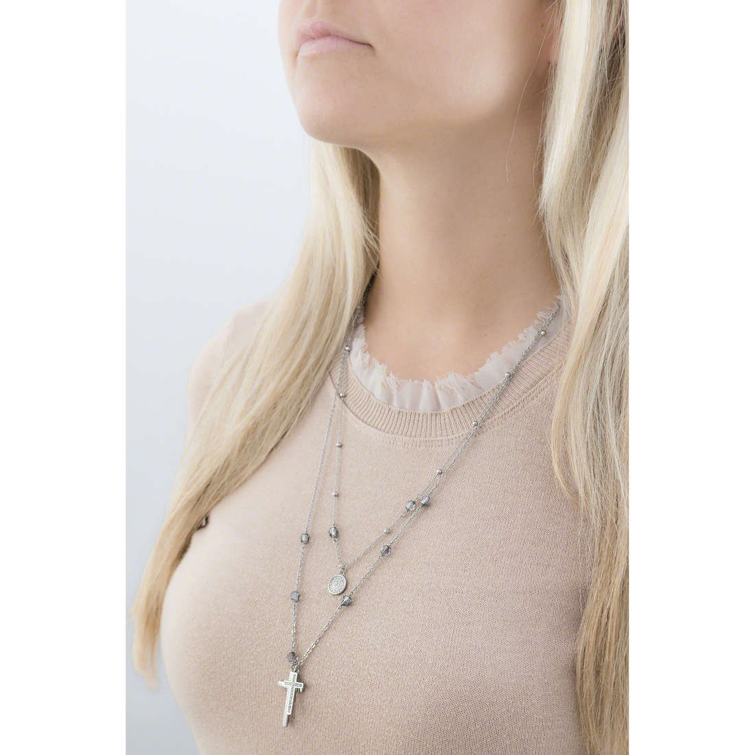 Brosway collane Dogma donna BDO01 indosso