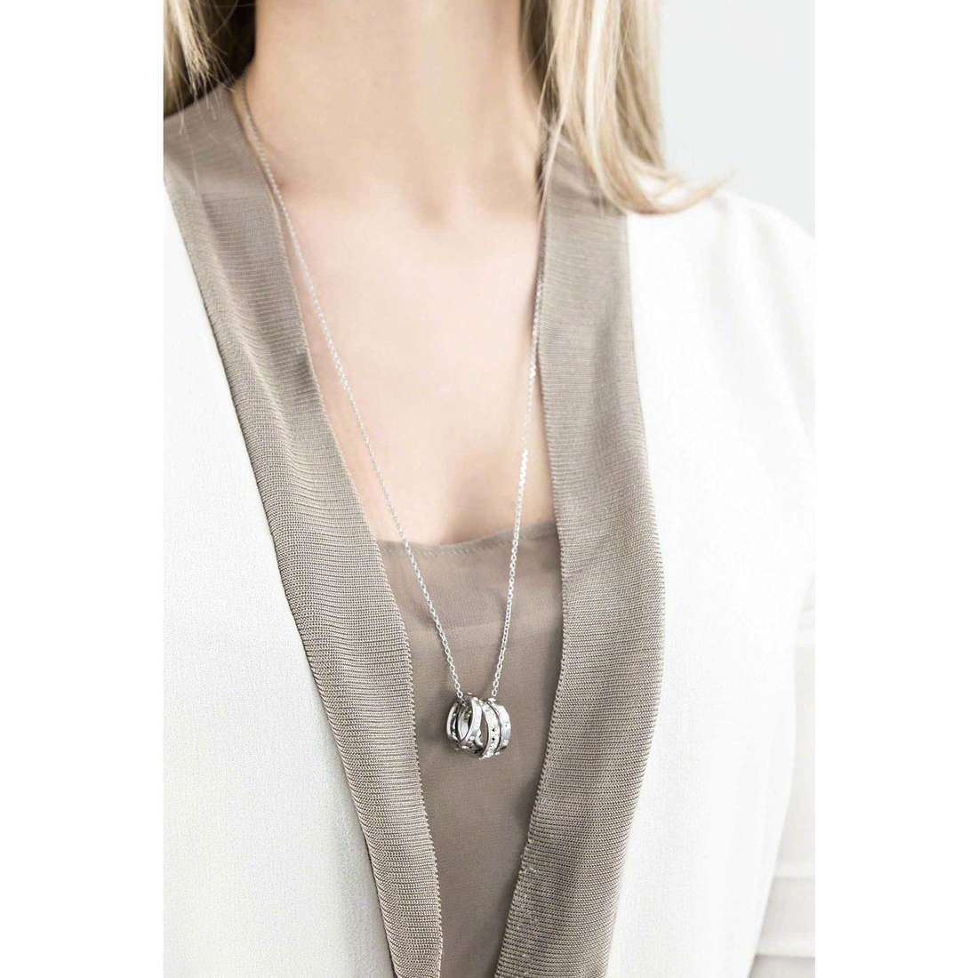 Brosway collane Enchant donna BEN01 indosso