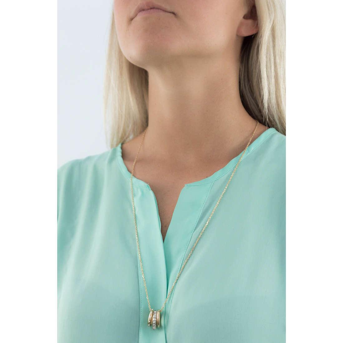 Brosway collane Enchant donna BEN05 indosso