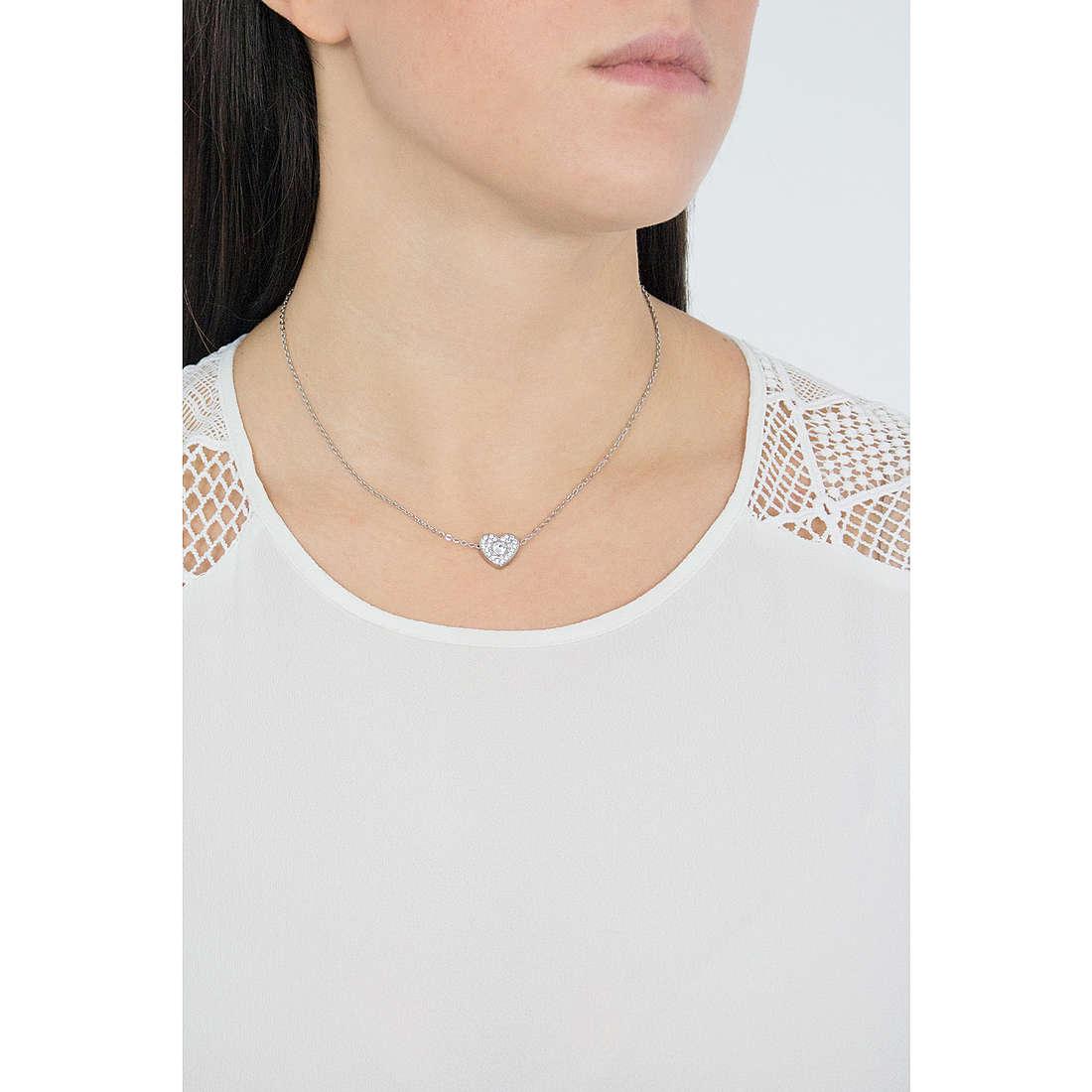 Brosway collane Epsilon donna BEO03 indosso