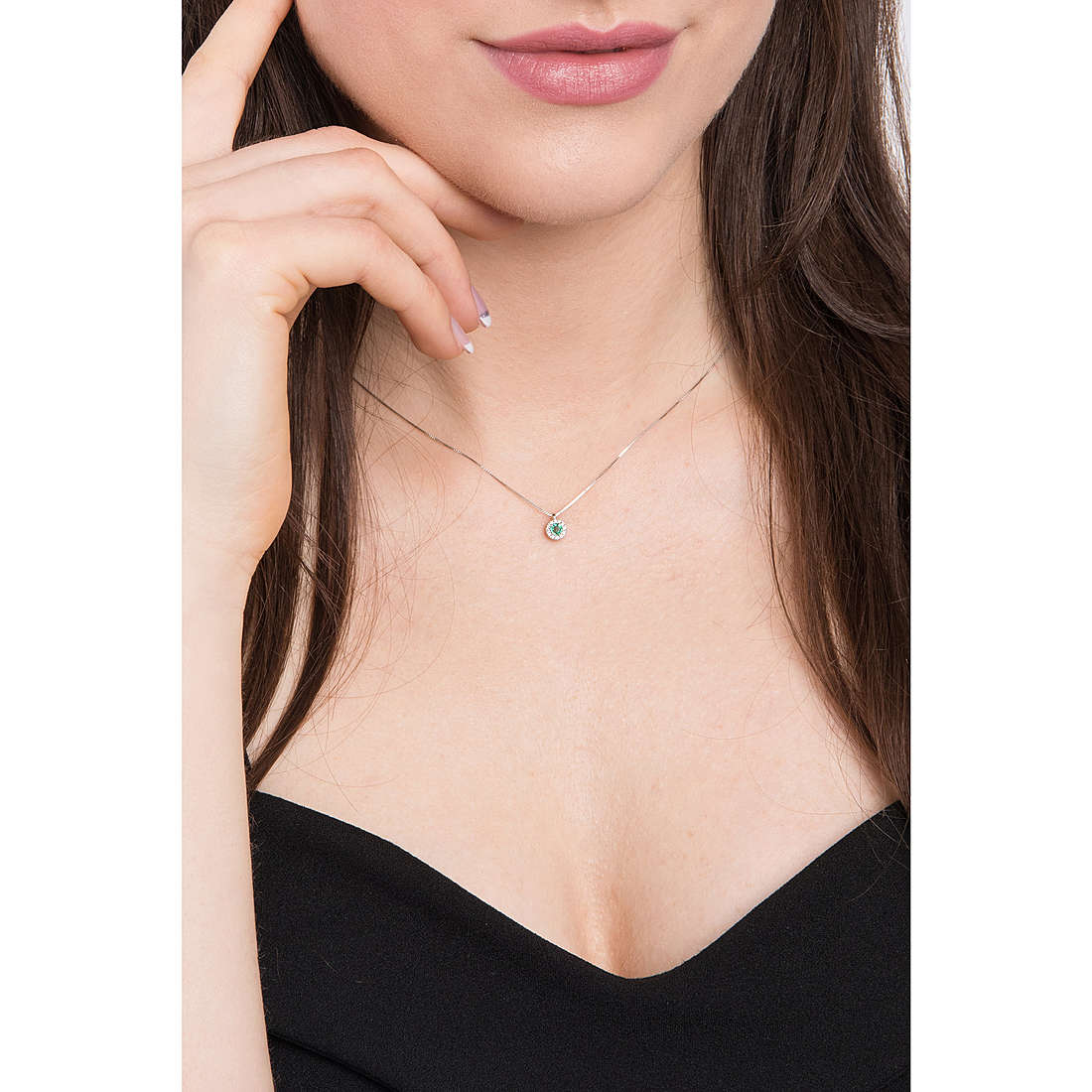 Comete collane Classic 07/14 donna GLB 1167 indosso