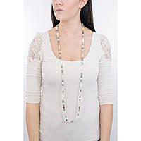 collana donna gioielli Comete Fantasie di perle FBQ 118