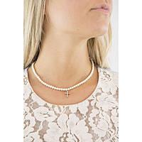collana donna gioielli Comete Perla FWQ 200 B