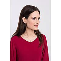 collana donna gioielli Comete Perla GLP 405