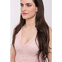 collana donna gioielli Comete Punti Luce GLB 1285