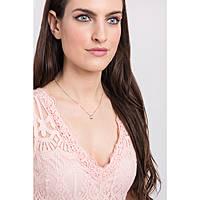 collana donna gioielli Comete Punti Luce GLB 1303