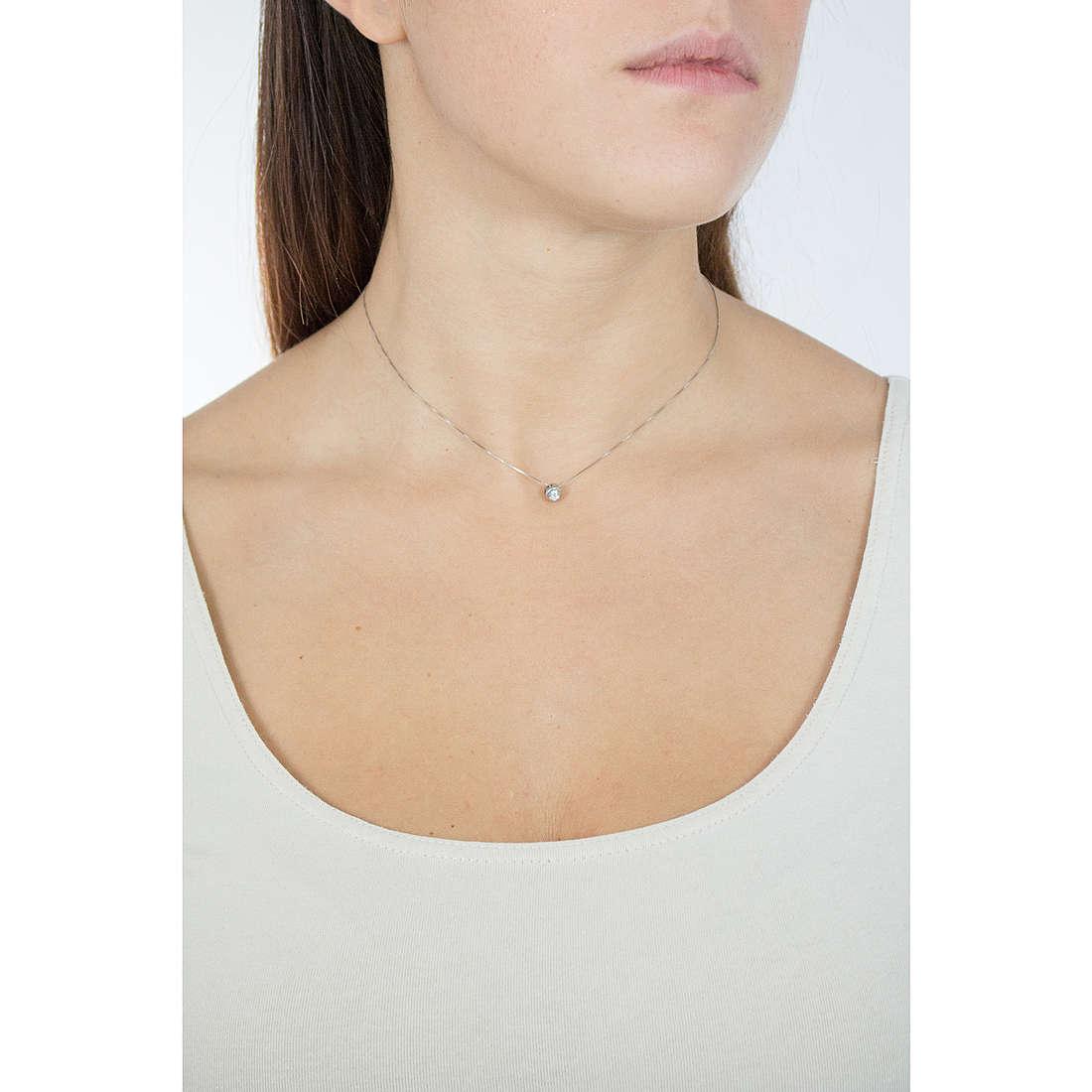 Comete collane Easy Basic donna GLB 902 indosso
