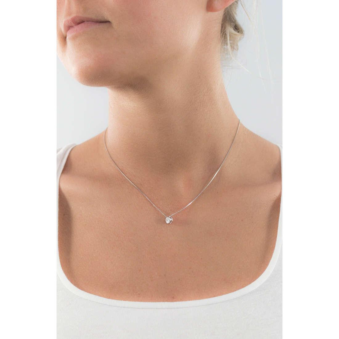 GioiaPura collane donna 25463-01-00 indosso