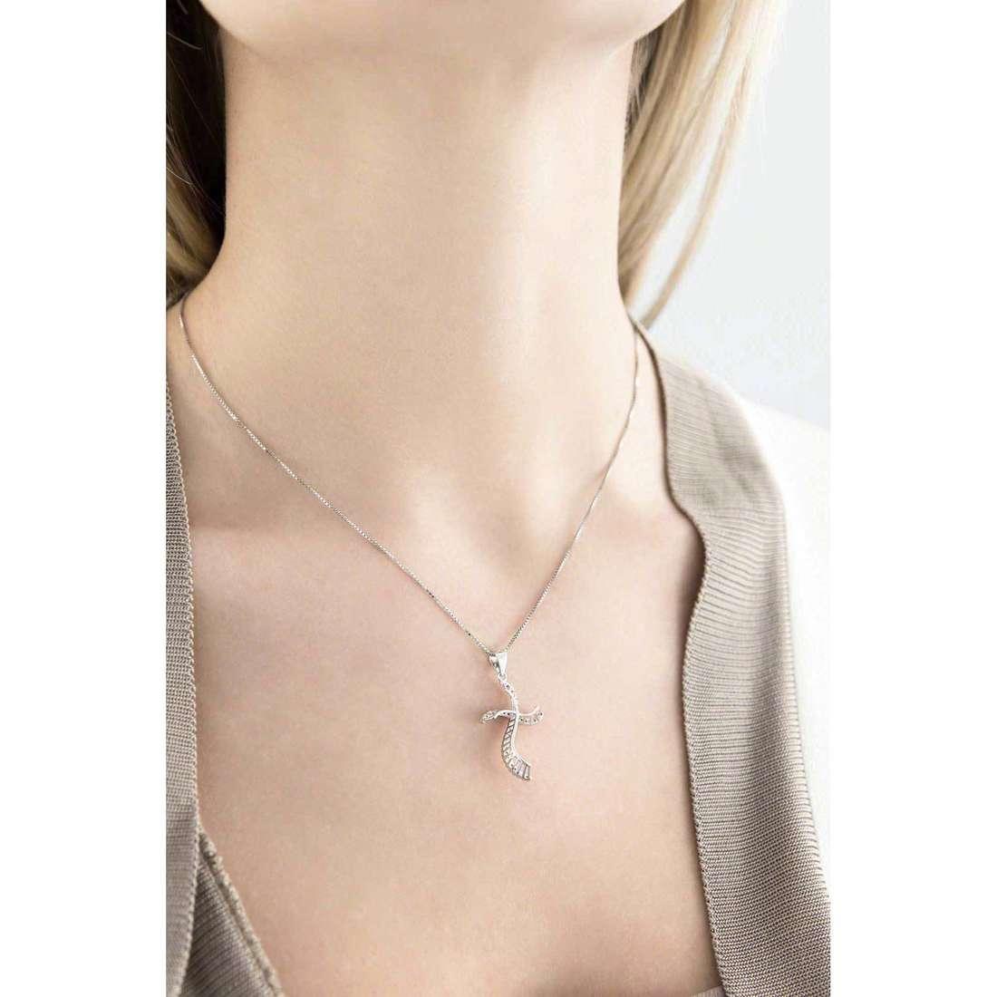 GioiaPura collane donna 31617-01-00 indosso