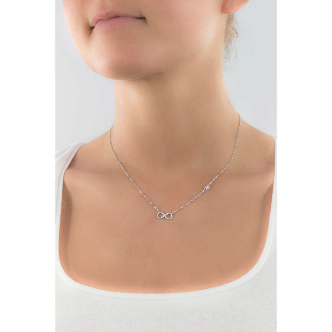 GioiaPura collane donna 32201-01-99 indosso