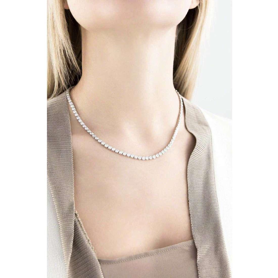 GioiaPura collane donna 35988-01-45 indosso