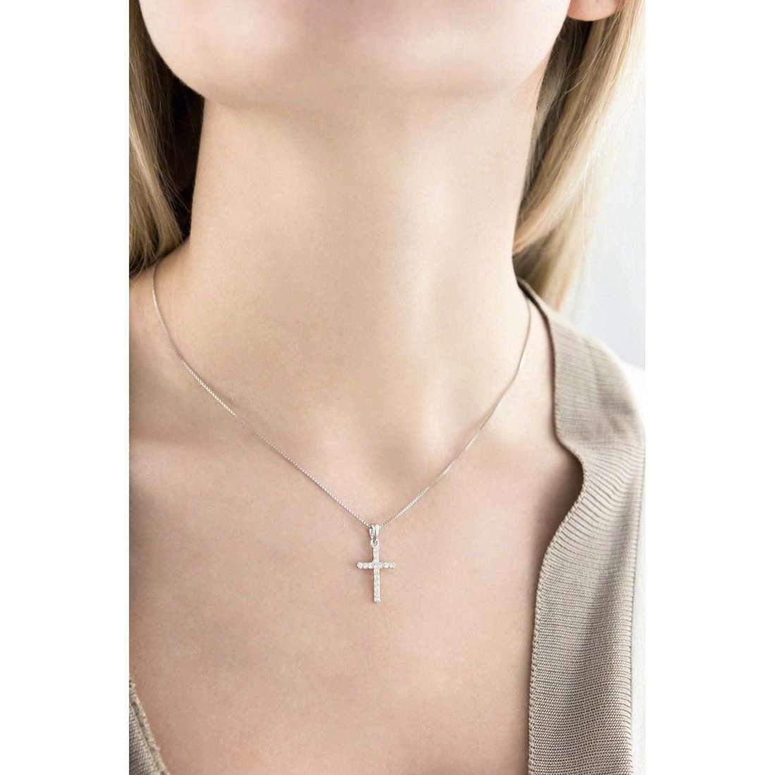 GioiaPura collane donna 36512-01-00 indosso