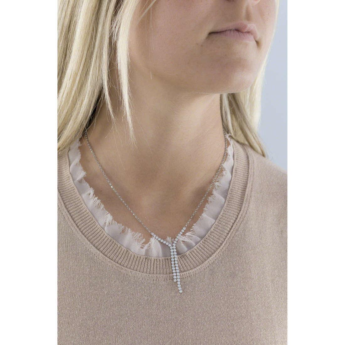 GioiaPura collane donna GPSRSCL0622 indosso