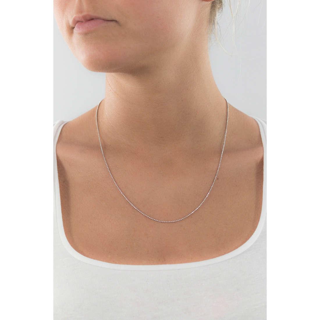 GioiaPura collane donna GPSRSCL0770 indosso