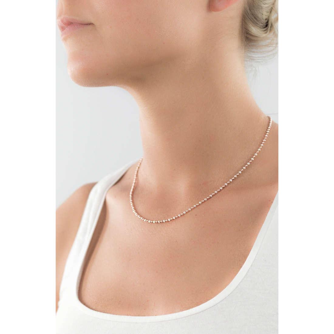GioiaPura collane donna GPSRSCL1168 indosso
