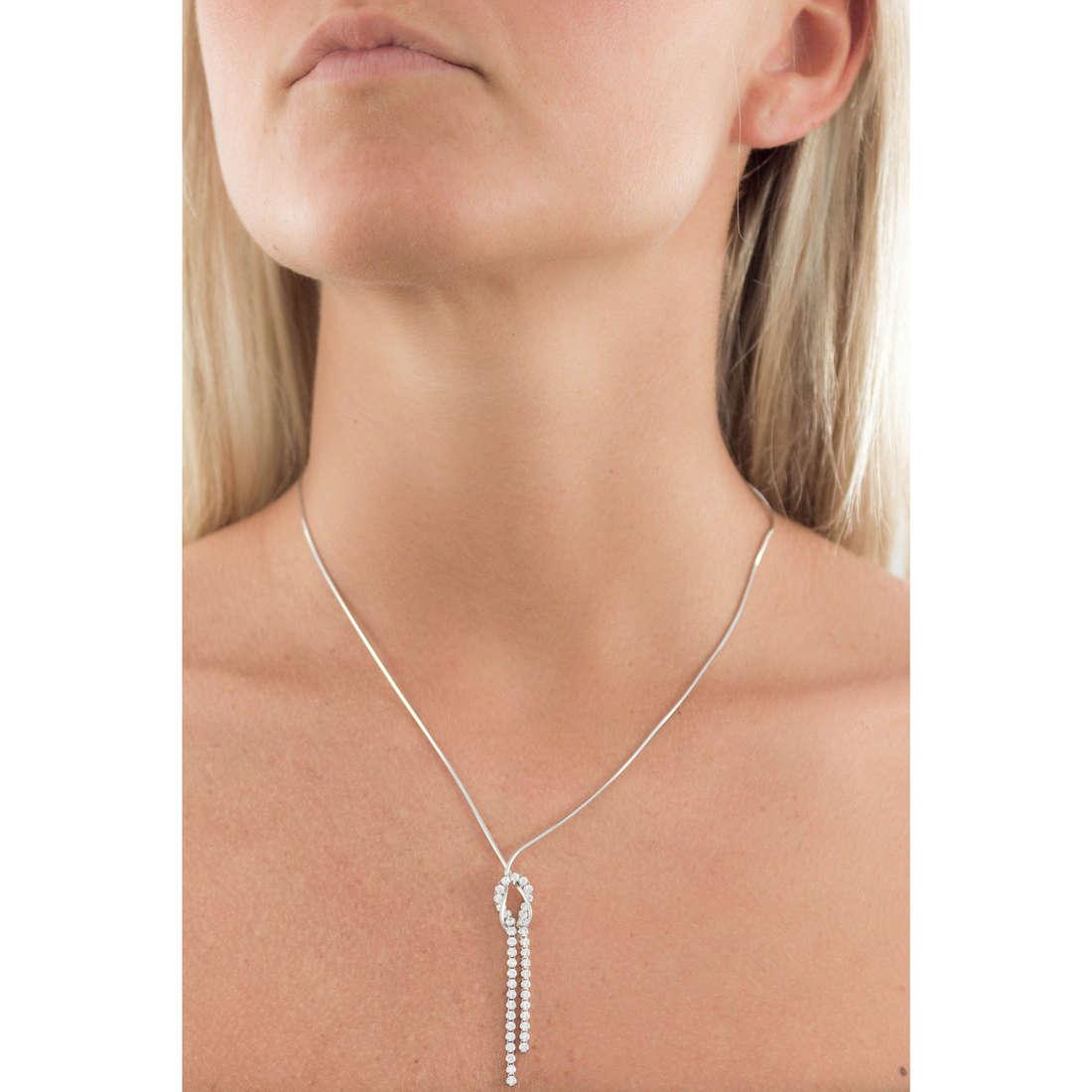 GioiaPura collane donna GPSRSCL1206 indosso