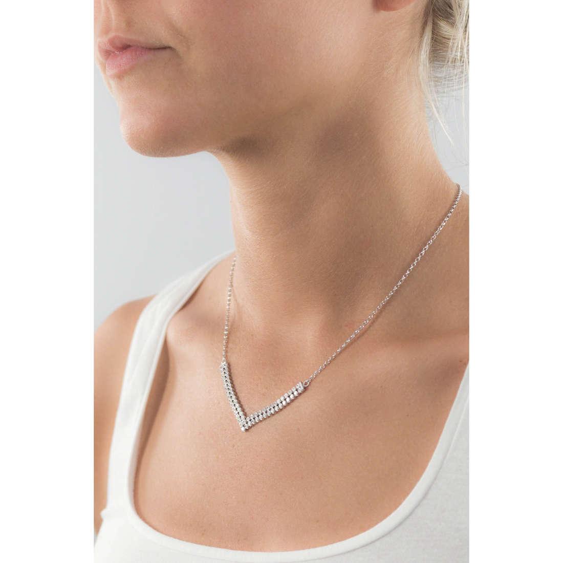 GioiaPura collane donna GPSRSCL1511 indosso