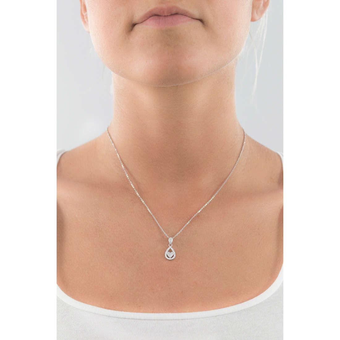 GioiaPura collane donna GPSRSCL1561 indosso