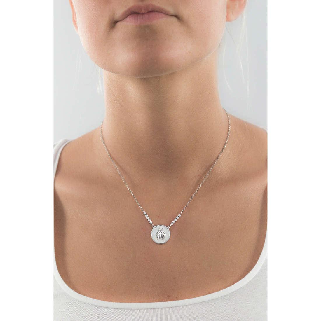 GioiaPura collane donna GPSRSCL2140 indosso