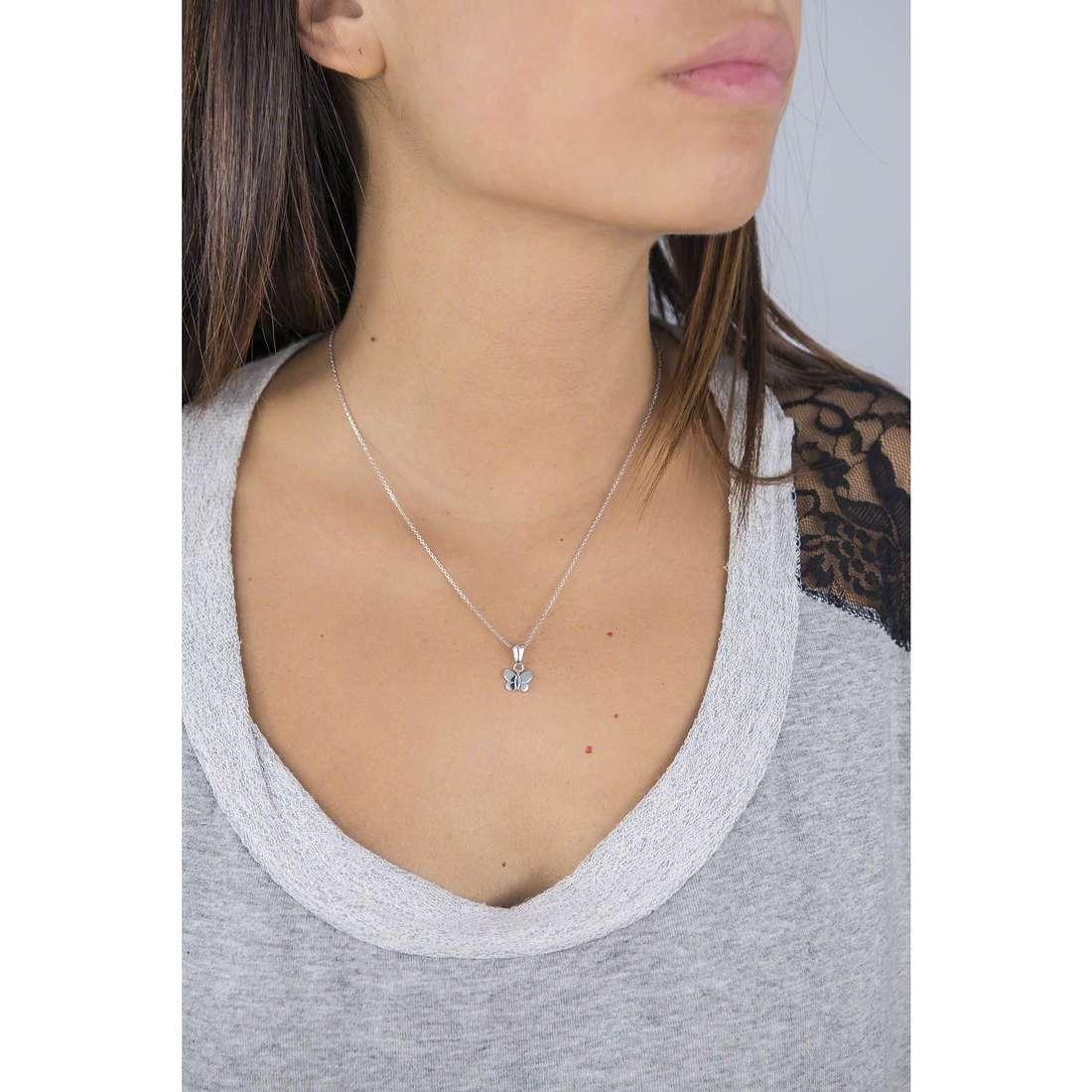GioiaPura collane donna GPSRSCL2147 indosso