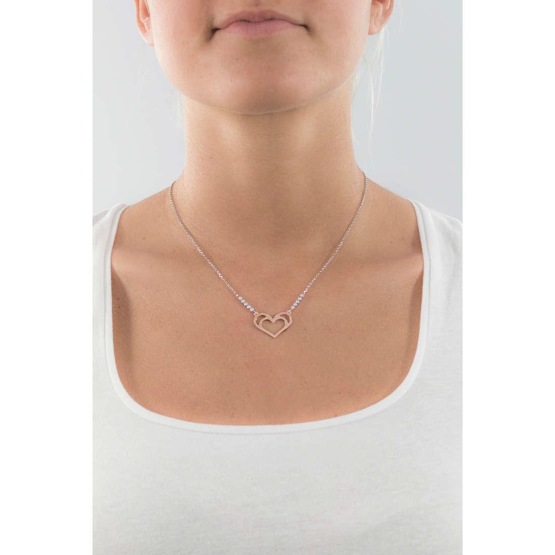 GioiaPura collane donna GPSRSCL2269 indosso