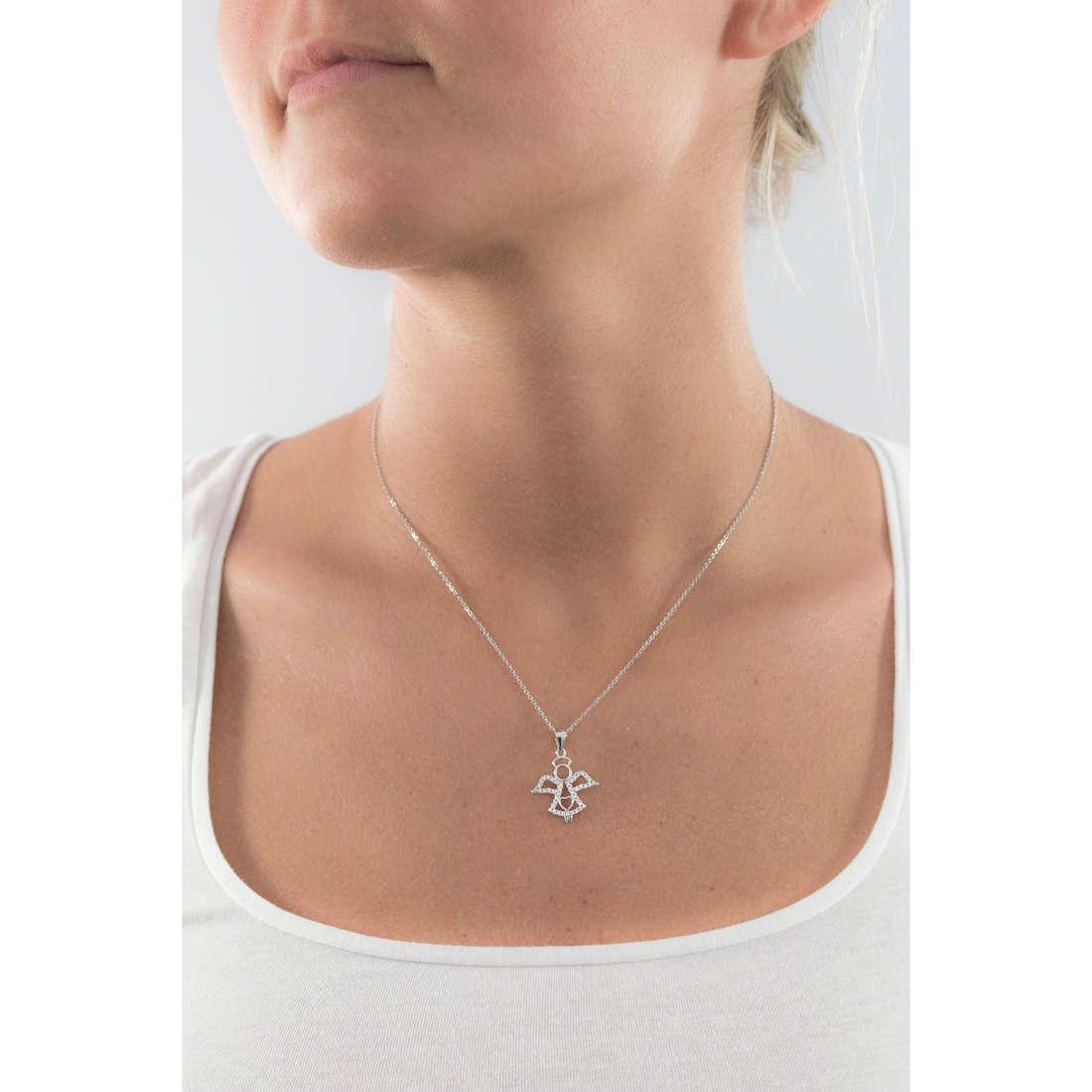 GioiaPura collane donna GPSRSCL2398 indosso