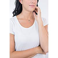 collana donna gioielli GioiaPura INS028P165WHNE