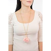 collana donna gioielli Le Carose Fiorelline CAFIO12