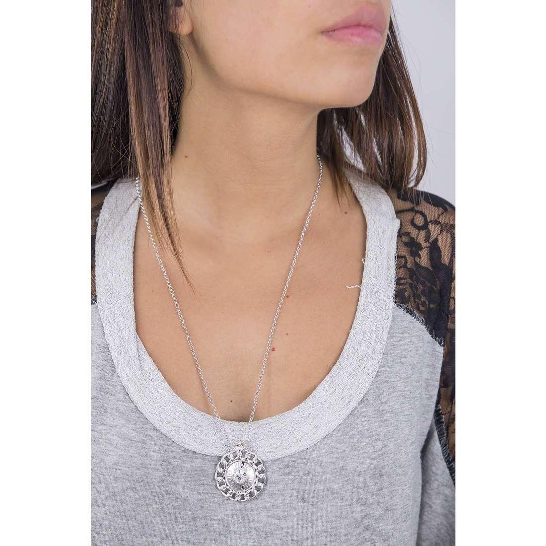 Liujo collane Dolceamara donna LJ897 indosso