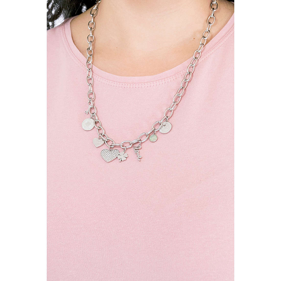 collana donna gioielli Liujo LJ1417