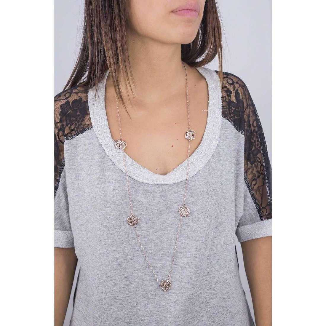 Marlù collane Chic donna 4CO0099R indosso
